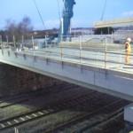 New Concrete Bridge Beams for Piano Overbridge | Shay Murtagh Precast