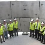 Precast Concrete Tunnel Segments for C310 Thames Tunnel | Shay Murtagh Precast