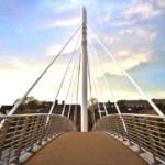 Ridgepool Pedestrian Footbridge   Shay Murtagh Precast