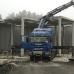 Concrete Storage Tanks for Lower Melville Wood | Shay Murtagh Precast