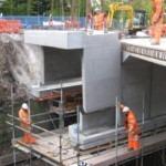 Bridge Beams for Andover Road | Shay Murtagh Precast