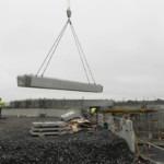 Bridge Beams for the N4 Downs Scheme | Shay Murtagh Precast