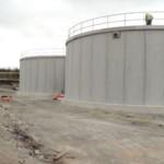 Concrete Storage Tanks for Irish Distillers Ltd. | Shay Murtagh Precast