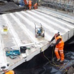Amco –  Leyburn Bridge (1052) – Precast Box Beams | Shay Murtagh Precast