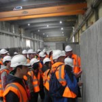 Waterford I.T Students visit Shay Murtagh Precast Concrete Manufacturing Facility | Shay Murtagh Precast