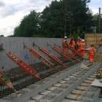 Bridge Beams for Palmerston Road Bridge | Shay Murtagh Precast
