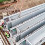 Bridge Beams & Culverts For Strathroy Link Road, Omagh   Shay Murtagh Precast