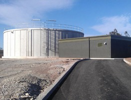 Shay Murtagh Precast Ltd. - Irish distillers project