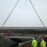 Wollaston Bridge / Taylor Wimpey & Fitzgerald   Shay Murtagh Precast
