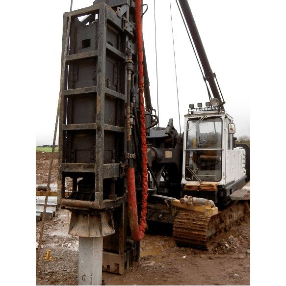 Precast concrete piles for Concrete piling cost