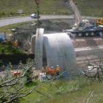CWM Road Bridge, South Wales   Shay Murtagh Precast