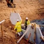 A1 Reinforced Bridge Abutments | Shay Murtagh Precast