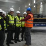 St. Columba Students Visit Shay Murtagh HQ | Shay Murtagh Precast