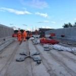 Bridge Beams for Beresford Road Bridge in Cardiff   Shay Murtagh Precast