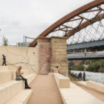 Under Ringing Arches for the Northern HubRail System in Ordsall Chord, Manchester | Shay Murtagh Precast