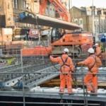 Cill Beams for Upper Holloway Bridge North London | Shay Murtagh Precast