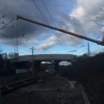 Hungerford Road Bridge – Opens 3 weeks ahead of schedule | Shay Murtagh Precast