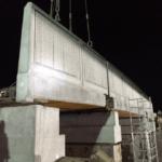 Precast Concrete Beams for LLandevenny Bridge Monmouthshire, Wales | Shay Murtagh Precast