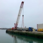300 Precast Concrete Units for the Thanckes Oil Fuel Depot in Plymouth | Shay Murtagh Precast