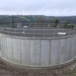 Concrete Storage Tanks | Shay Murtagh Precast