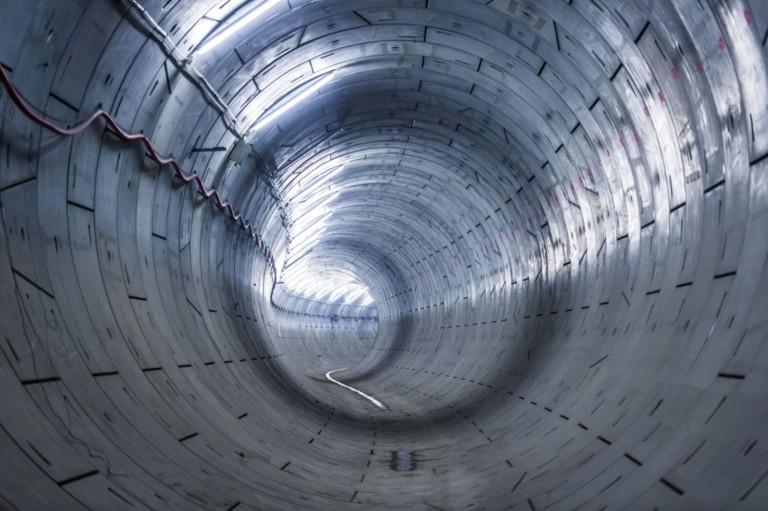 Crossrail Tunnel |Shay Murtagh Precast