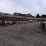 Precast walls and panels for Malahide National School, Dublin | Shay Murtagh Precast