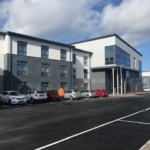 Twin Wall System for Tonlegee Road Nursing Home in Dublin   Shay Murtagh Precast